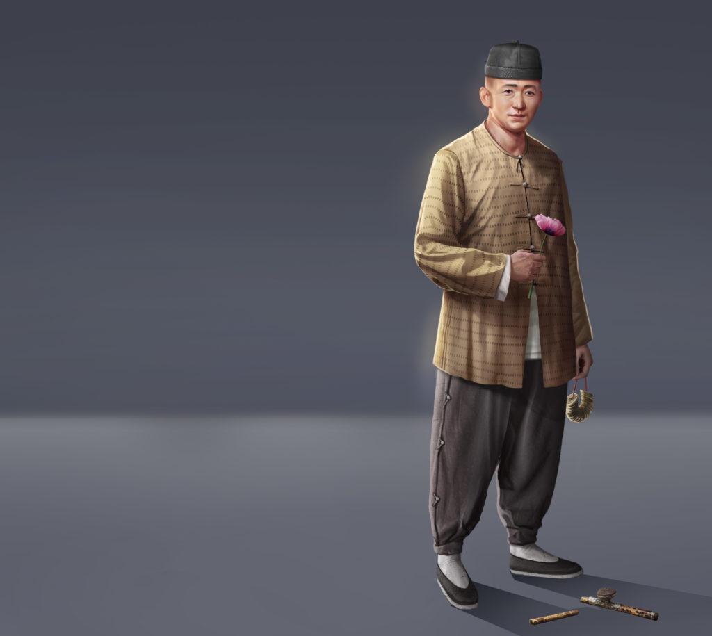 Fei Hong Opium Wars