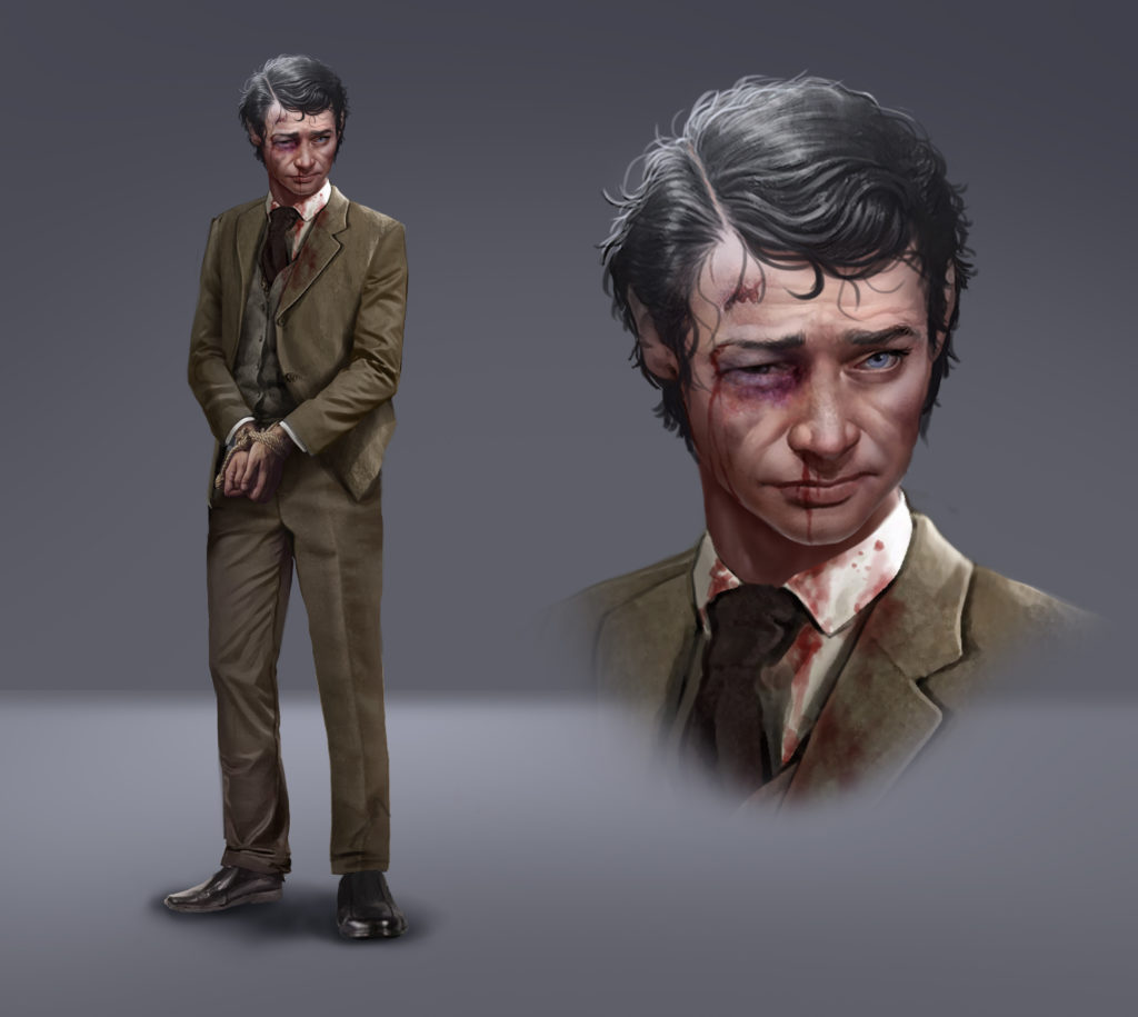 Thomas Brown - touched up