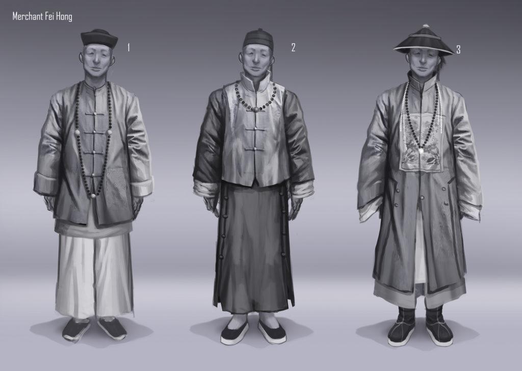 fei hong merchant c low
