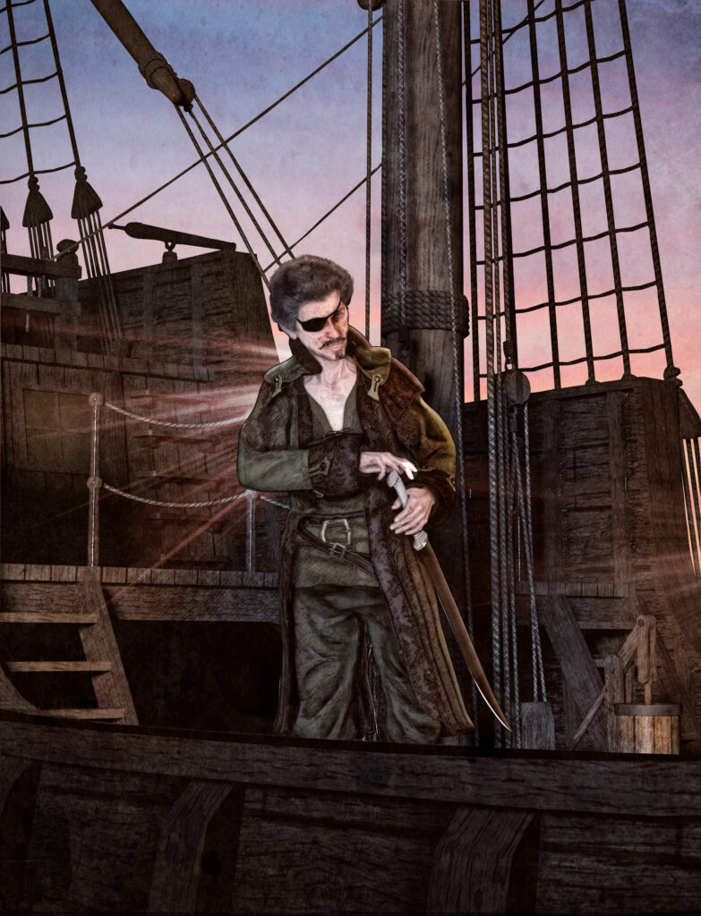 Jonas Republic of Pirates Hard Luck on the High Seas Enemy of All Mankind Empires & Interconnections History Adventures Spencer Striker, PhD