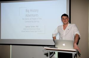 Big History Spencer Striker PhD