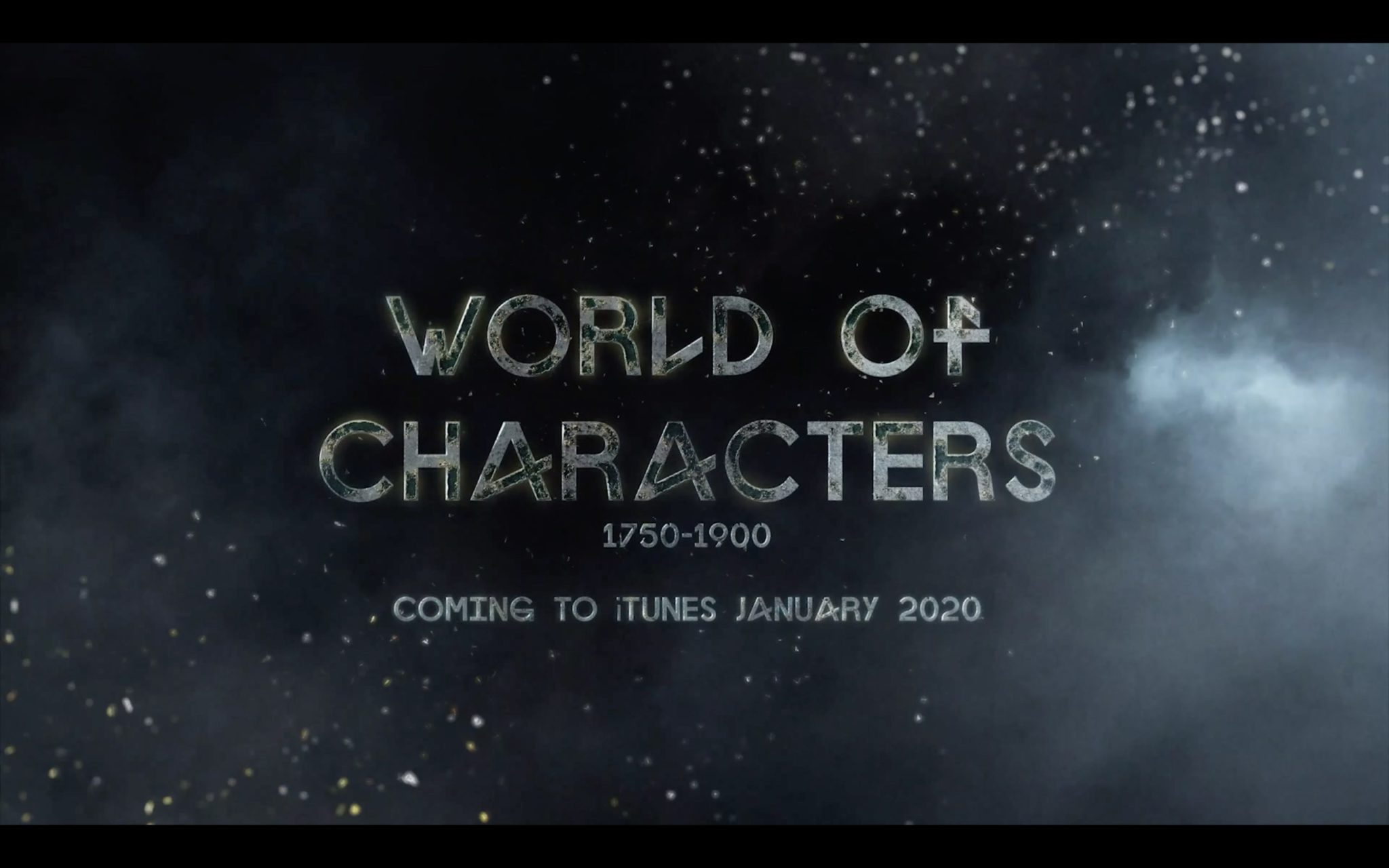 Introducing the official launch trailer! History Adventures, World of Characters, Book 3, (1750-1900), presents a fresh approach to history education, designed for today's digital generation. This interactive, multimodal learning experience combines the latest in mobile entertainment with the power of narrative design—bringing the pages of history to life.