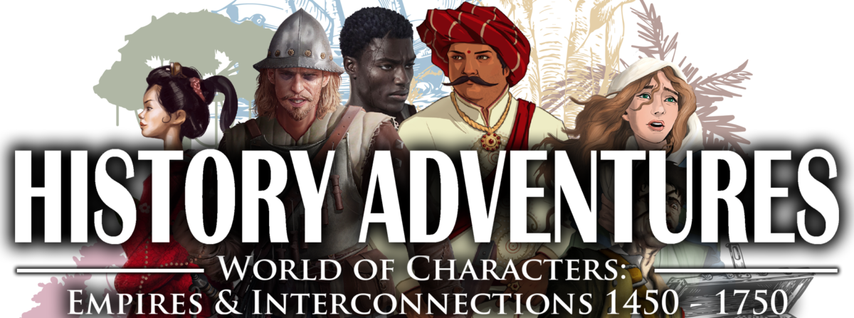 History Adventures Empires & Interconnections - banner
