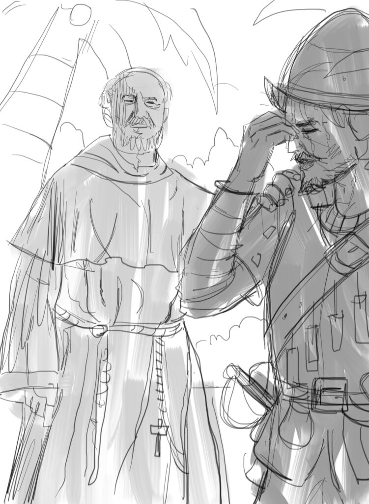 Conquistador History Adventures Luis Felipe Gutierrez CYOA