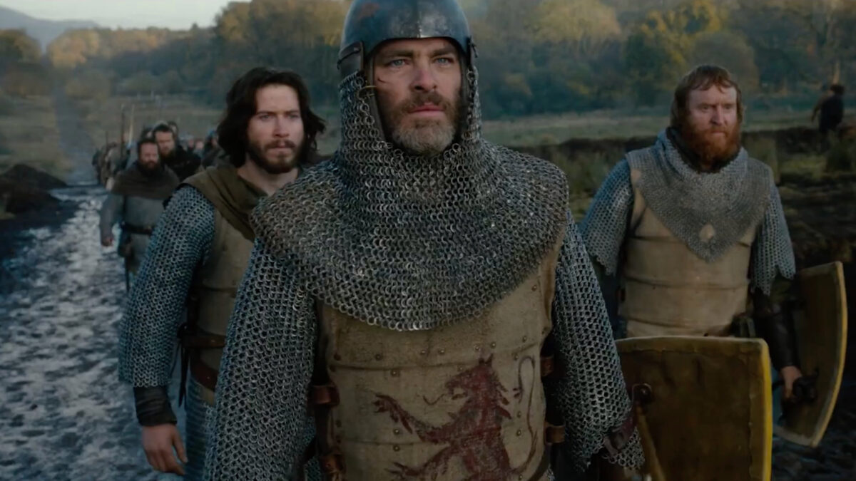 Outlaw King by History Adventures